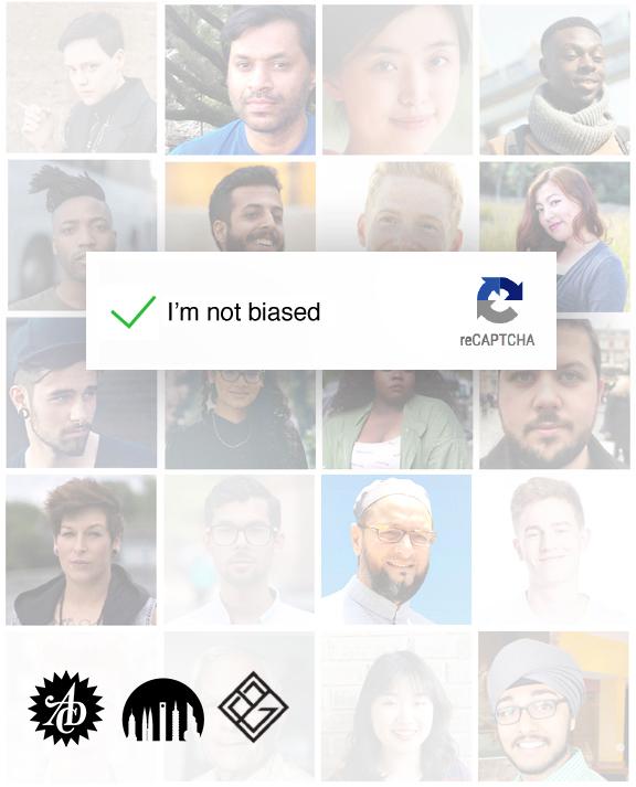 UNCONSCIOUS BIAS CAPTCHA