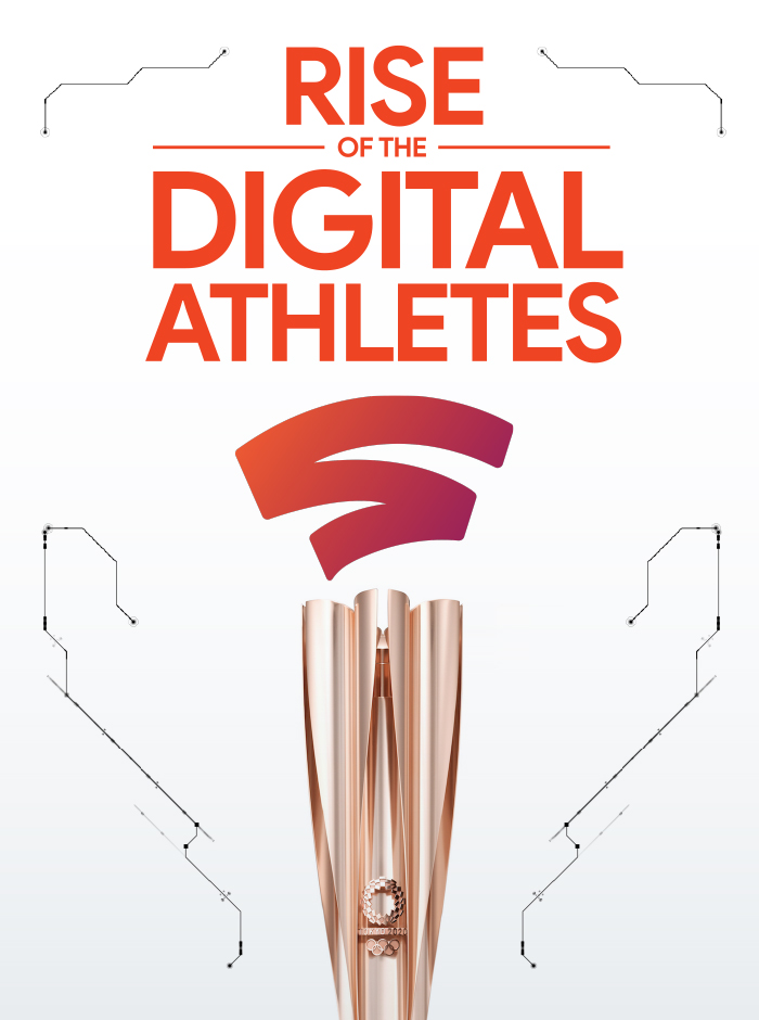 RISE OF DIGITAL ATHLETES